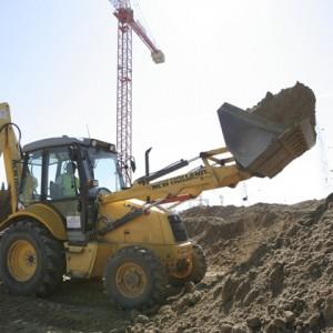 La actividad del sector de la construcción en España cae un 2,4% en abril, la mayor caída de la eurozona